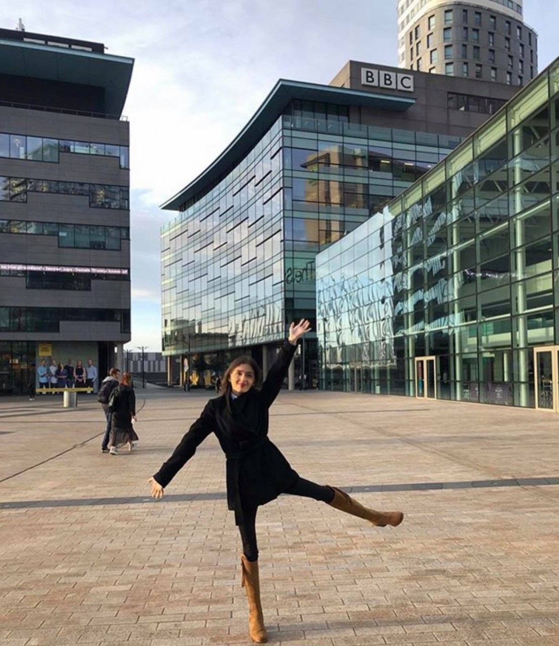 From the BBC Media City to Arena UK